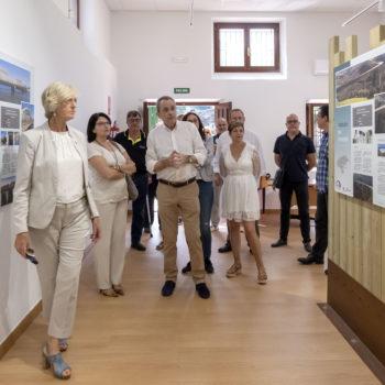 11:30 LiérganesLa consejera de Educación, Formación Profesional y Turismo, Marina Lombó, inaugura el Centro de Interpretación de Los Puentes.