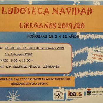 Foto cartel ludoteca
