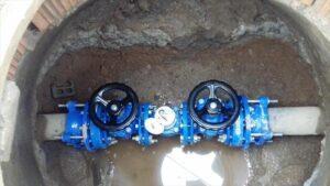 Foto telecontrol agua