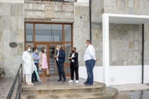 11:30 horas. Ayuntamiento de Liérganes La consejera de Presidencia, Interior, Justicia y Acción Exterior, Paula Fernández, realiza una visita institucional al municipio.